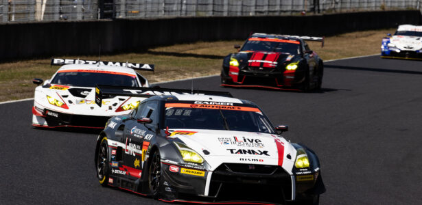 【レポート】2021 SUPER GT Rd.1 OKAYAMA 10号車 GAINER TANAX with IMPUL GT-R