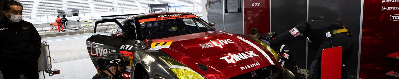 【ギャラリー】SUPER GT 2021 公式テスト富士 11号車 GAINER TANAX GT-R