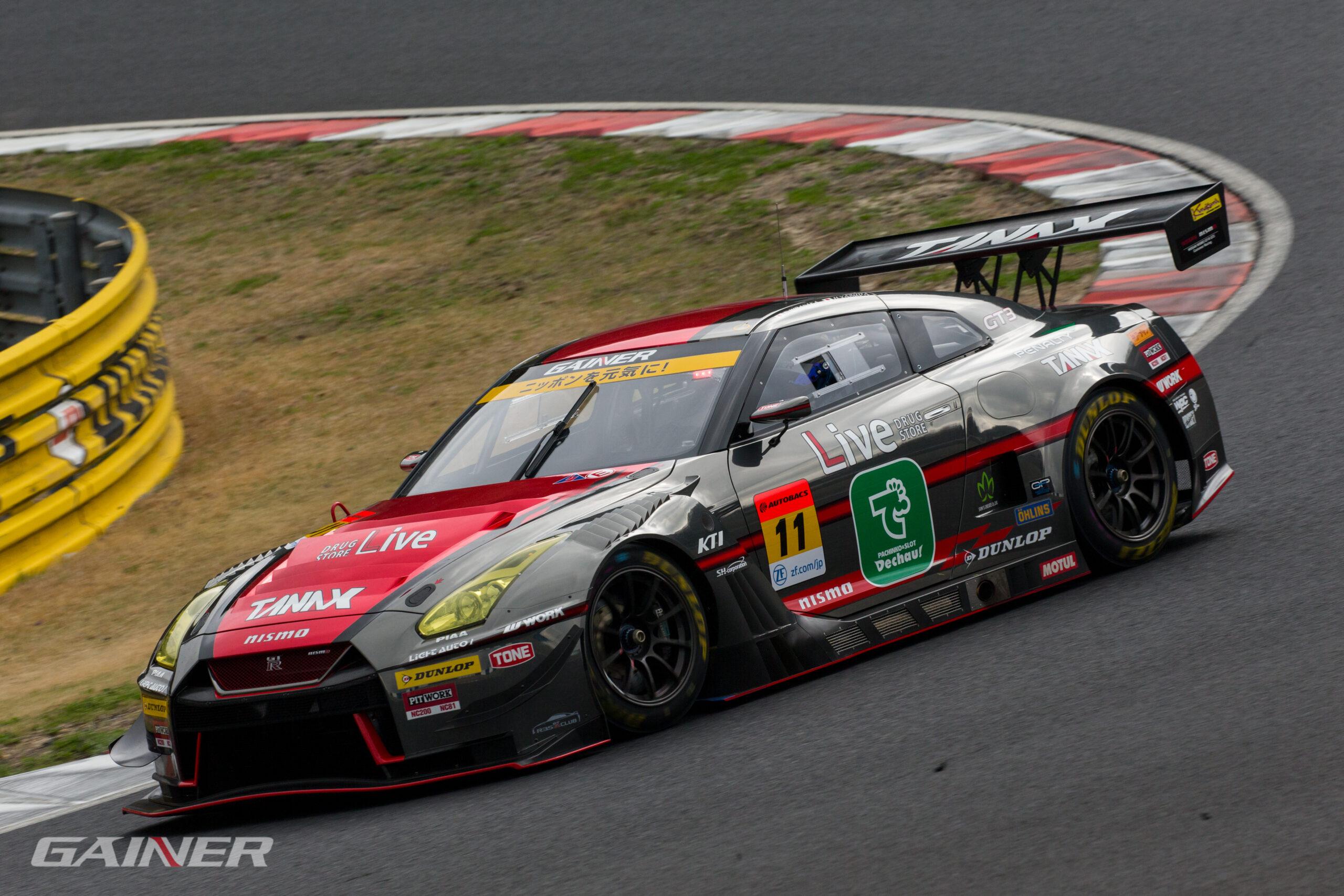【レポート】Rd.1 岡山 11号車 GT-R NISMO|SUPER GT2018
