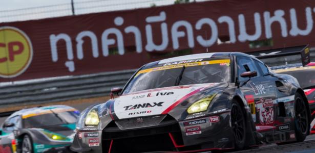 【レポート】Rd.4 THAILAND 10号車 GT-R NISMO | SUPER GT2018