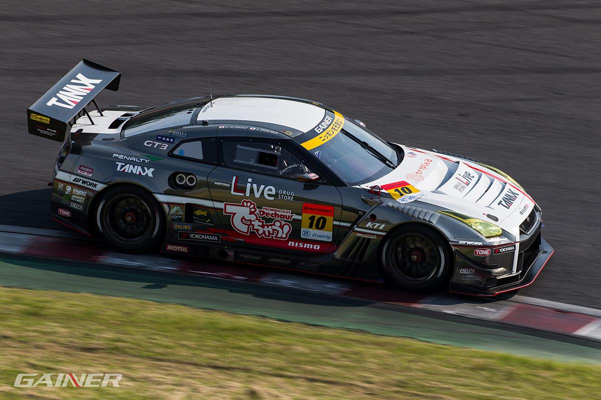 【レポート】Rd.3 鈴鹿 10号車 GT-R NISMO|SUPER GT2019