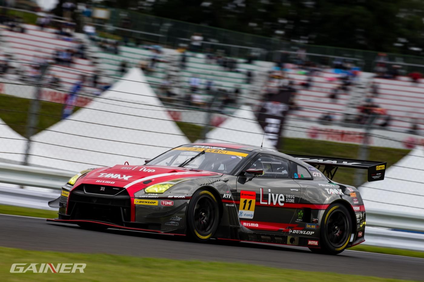 【レポート】Rd.7 SUGO 11号車 GT-R NISMO|SUPER GT2019