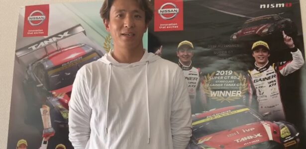 GAINER TANAX GT−R 平中克幸選手