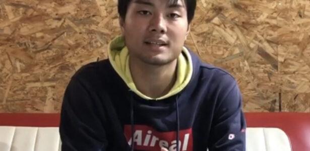 NISMOさんのTwitterに載せた石川京侍選手のもう一つバージョン。