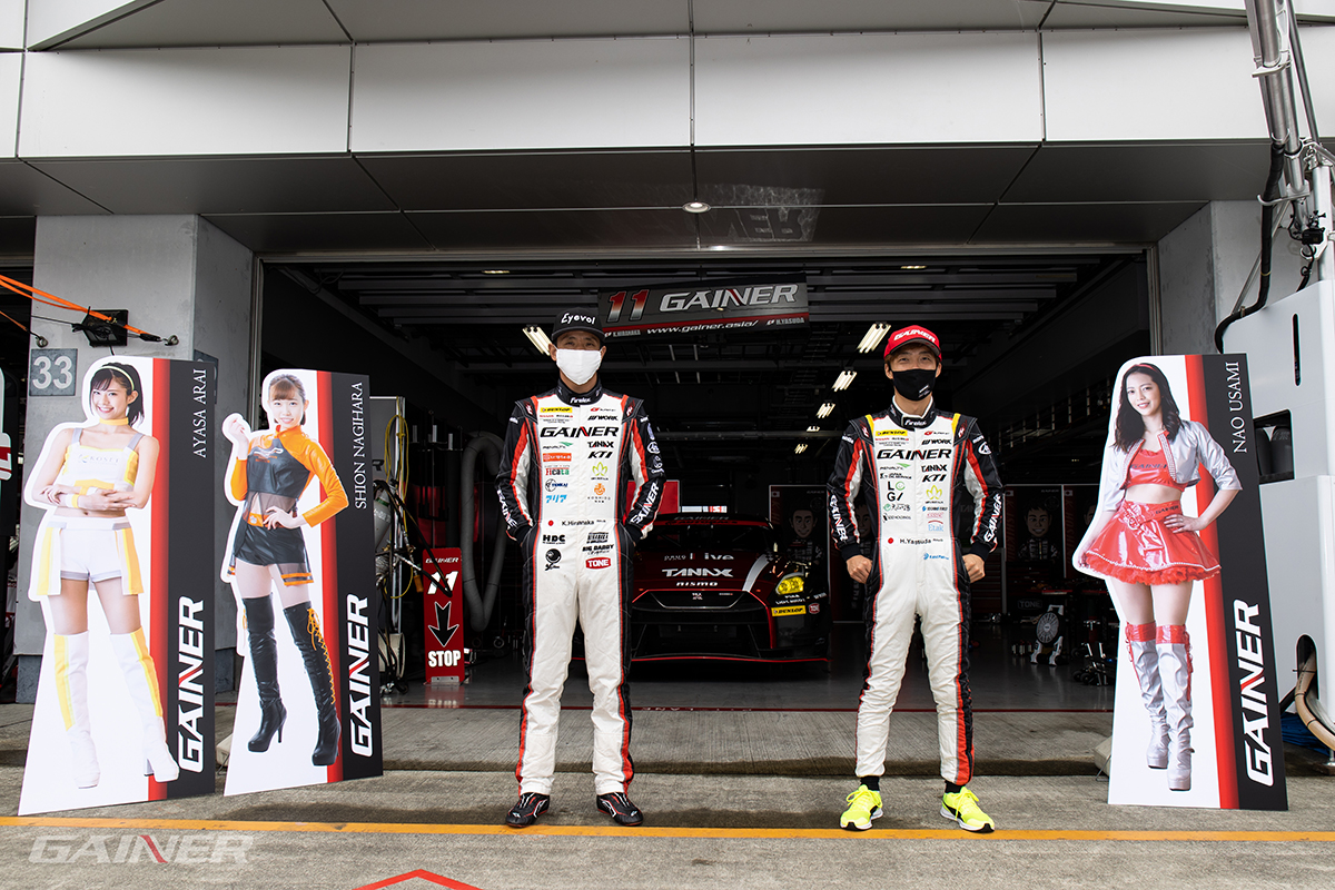 【決勝】Rd.2 FUJI 11号車 GT-R NISMO|SUPER GT2020