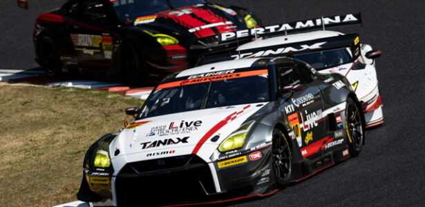 2021年SUPER GT開幕戦岡山決勝終了です。